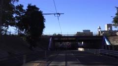 Sacramento , 12th Ave Stock Footage