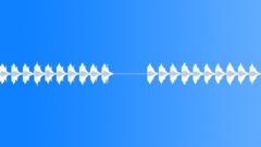 Countdown, Precise 3 - sound effect