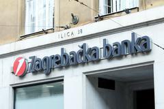 Zagrebacka banka logo Kuvituskuvat