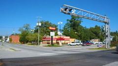 Holly Hill, South Carolina (4 of 6) Stock Footage