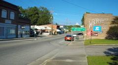 Eutawville, South Carolina (3 of 3) Stock Footage