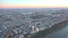New York City 4K aerials Stock Footage