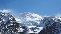 New zealand alps Stock Footage