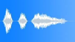 Cartoon ducky jeer win shout Sound Effect