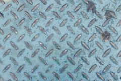 Metallic dirty rusty surface texture background Stock Photos