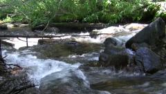 Water Ripples OverFlow - stock footage