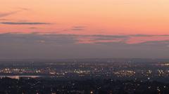 VFX Sunrise-4k Stock Footage