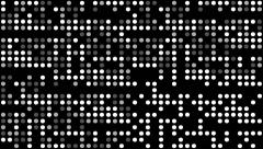 Braille Infinite Digits Stock Footage