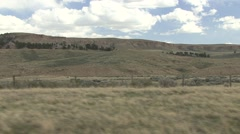 Prairie  Spring Oil Energy Development Tracking Stock Footage