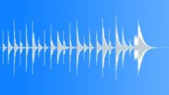 Xylo cartoon roll down fall Sound Effect