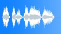 Cartoon group mock shout Sound Effect