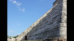 Maya Equinox Chichen Itza at 50fps Stock Footage