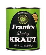 Frank's sauerkraut Stock Photos