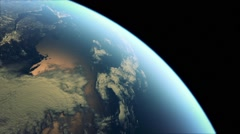 USA from Space Stock Footage