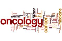 Oncology word cloud Piirros
