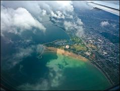 USA, Illinois, Chicago, Aerial view of city Kuvituskuvat