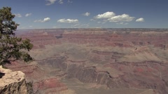 Desert Grand Canyon National Park Spring American West Stock Footage