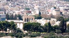 Temple Mount, Jerusalem Stock Footage