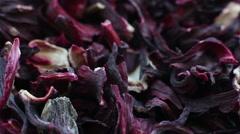 Hibiscus Tea 2 - stock footage