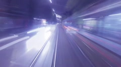 TRAM NUMBER 5 Stock Footage