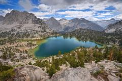 USA, California, Ansel Adams Wilderness Area, Inyo National Forest, Spectacular Stock Photos