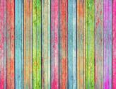 Stock Photo of colorful wood texture background