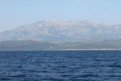 Adriatic sea - stock photo