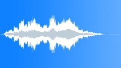 Stock Music of Winter Christmas Intro logo