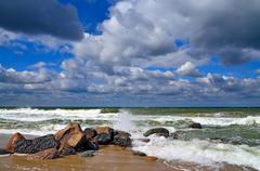 Stormy Baltic Kuvituskuvat
