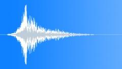 Whoosh Cinematic Metallic Transition Sound Effect