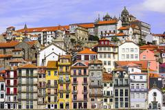 Porto, portugal Stock Photos