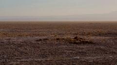 Atacama Desert Stock Footage