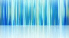 Vertical fractal glowing stripes loop Stock Footage