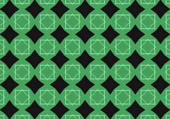 Optical illusion spin Stock Illustration