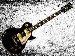 Solid blues grunge Stock Illustration