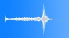 Van Side Door Slide Close Exterior Perspective Sound Effect