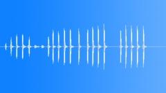 Chicken Clucks - 9 - sound effect