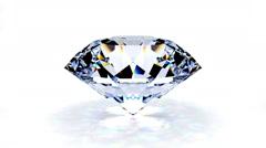 Shining diamond Stock Footage
