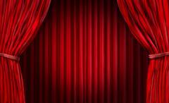 Entertainment curtains Piirros