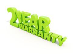 Warranty Stock Illustration