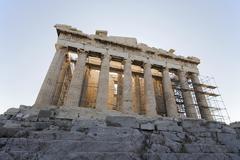 Athens Greece Acropolis Stock Photos