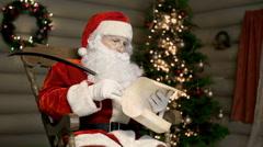 Dear Santa Stock Footage