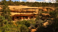 4K Mesa Verde 11 Spruce Tree Palace Native American Ruins Colorado Footage