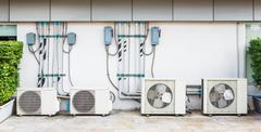 Air conditioner installation Kuvituskuvat