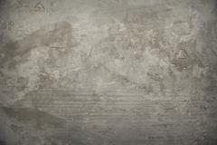 Abstract dark background, old gray vignette border frame Stock Photos