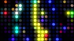 Disco LED Wall by gesh.tv 1 - stock footage