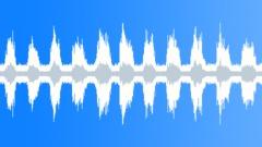 Vacuum pumping loop Sound Effect
