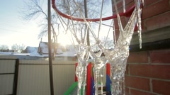 Basketball Hoop Stock Footage