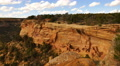 4K Mesa Verde Timelapse 11 Square Tower House Native American Ruins Colorado Footage