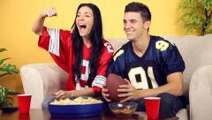 Football Fans Arkistovideo